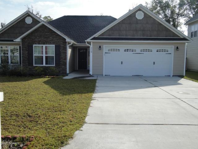 910 Periwinkle Court, Jacksonville, NC 28546 (MLS #100082751) :: Century 21 Sweyer & Associates