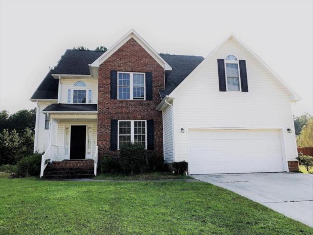 306 Burning Tree Lane, Jacksonville, NC 28546 (MLS #100082788) :: Century 21 Sweyer & Associates