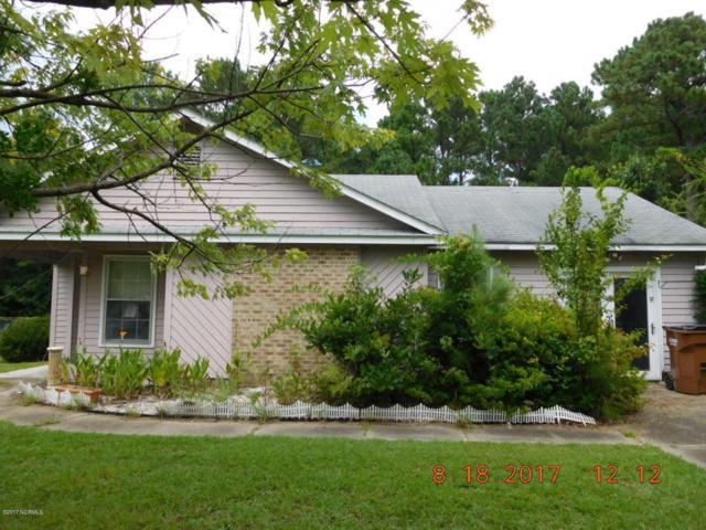 119 Hunting Green Drive, Jacksonville, NC 28546 (MLS #100082796) :: Century 21 Sweyer & Associates