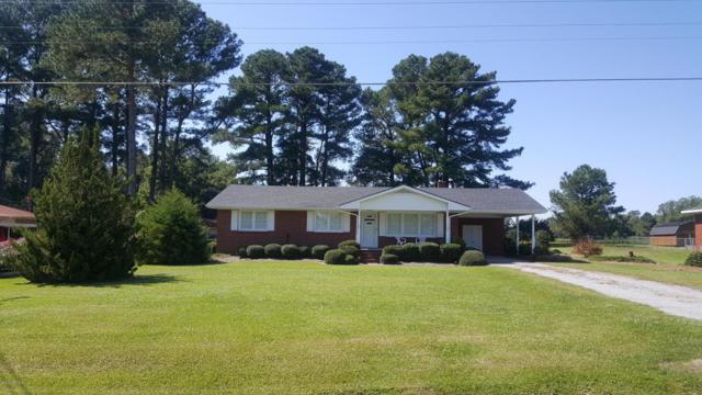 500 Mewborn Church Road, Snow Hill, NC 28580 (MLS #100082801) :: Century 21 Sweyer & Associates