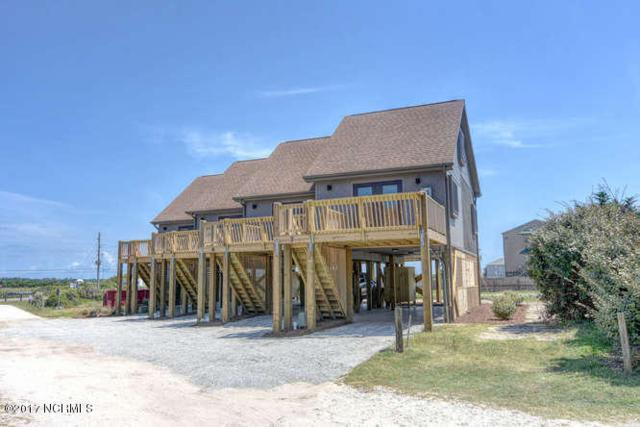 892 New River Inlet #8, North Topsail Beach, NC 28460 (MLS #100082838) :: Century 21 Sweyer & Associates