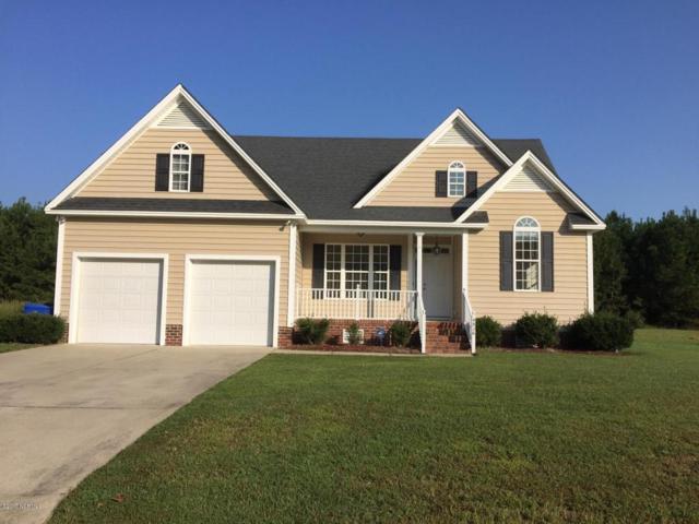 4826 Jamestown Drive NW, Wilson, NC 27896 (MLS #100082935) :: Century 21 Sweyer & Associates