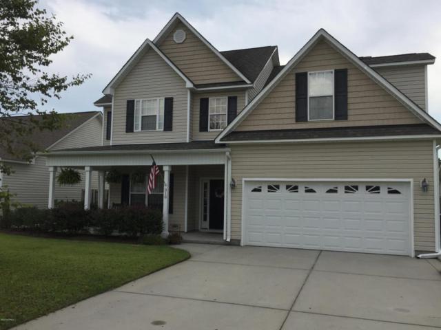 310 Vallie Lane, Wilmington, NC 28412 (MLS #100082952) :: Century 21 Sweyer & Associates