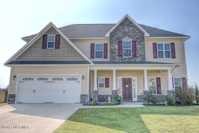 116 Cypress Manor Court, Jacksonville, NC 28540 (MLS #100083072) :: Century 21 Sweyer & Associates