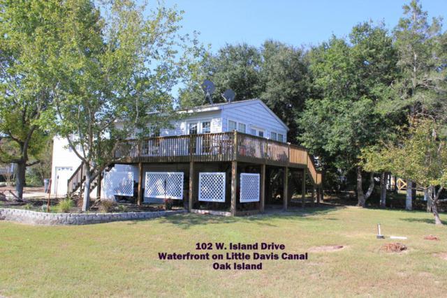 102 W Island Drive, Oak Island, NC 28465 (MLS #100083125) :: Century 21 Sweyer & Associates