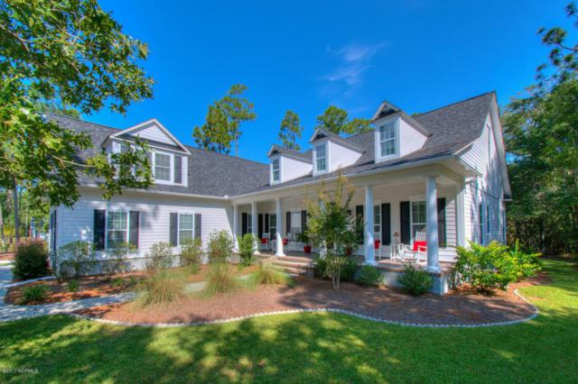 6208 Pebble Shore Lane, Southport, NC 28461 (MLS #100083152) :: Century 21 Sweyer & Associates