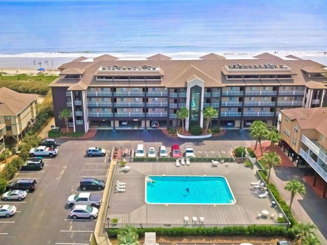 27 Ocean Isle West Boulevard 3C, Ocean Isle Beach, NC 28469 (MLS #100083154) :: David Cummings Real Estate Team