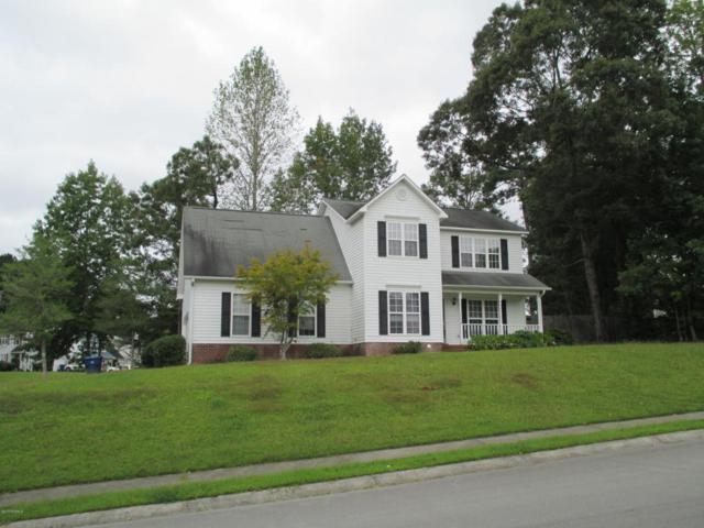 150 Stonebridge Trail, Havelock, NC 28532 (MLS #100083250) :: Century 21 Sweyer & Associates