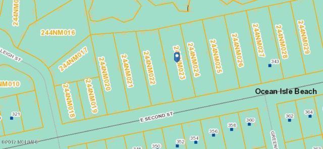 335 E Second Street, Ocean Isle Beach, NC 28469 (MLS #100083283) :: Century 21 Sweyer & Associates