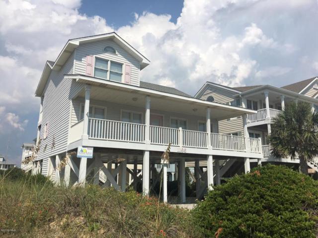 1166 Ocean Boulevard W, Holden Beach, NC 28462 (MLS #100083425) :: Century 21 Sweyer & Associates