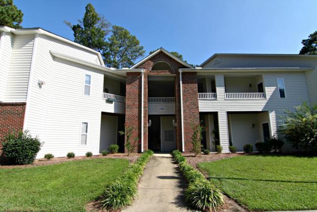 1129 Turtle Creek Road F, Greenville, NC 27858 (MLS #100083444) :: Century 21 Sweyer & Associates