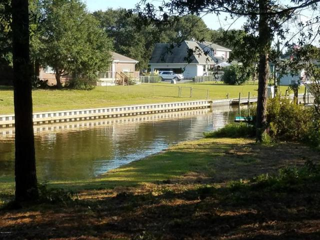 213 Club Point Drive, Cape Carteret, NC 28584 (MLS #100083708) :: Terri Alphin Smith & Co.