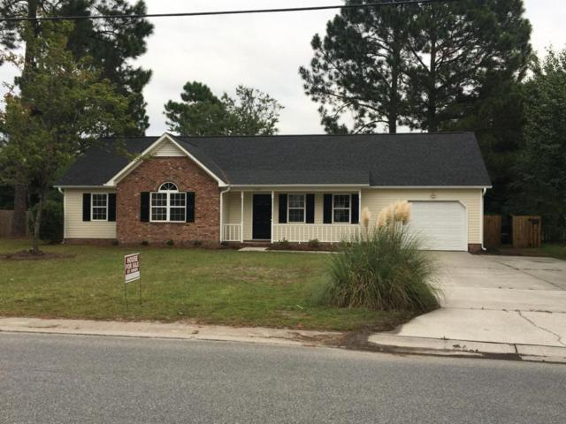 7325 Quail Woods Road, Wilmington, NC 28411 (MLS #100083741) :: David Cummings Real Estate Team