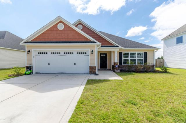 318 Merin Height Road, Jacksonville, NC 28546 (MLS #100083788) :: Courtney Carter Homes