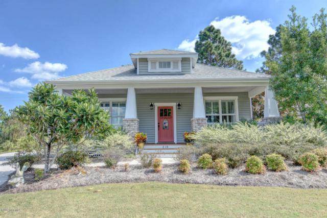 210 Holly Pond Drive, Holly Ridge, NC 28445 (MLS #100083811) :: Century 21 Sweyer & Associates