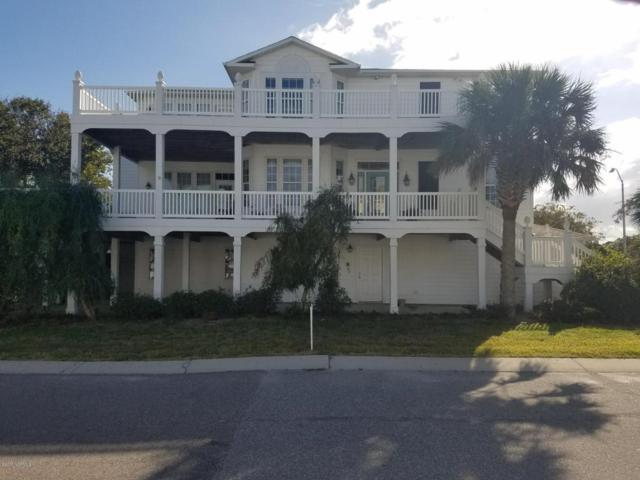 438 Sandman Drive, Kure Beach, NC 28449 (MLS #100083823) :: Resort Brokerage