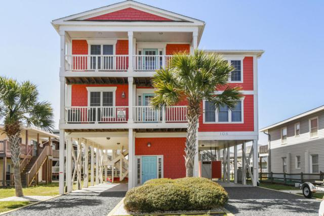 105 Lions Paw Street, Holden Beach, NC 28462 (MLS #100083826) :: Century 21 Sweyer & Associates