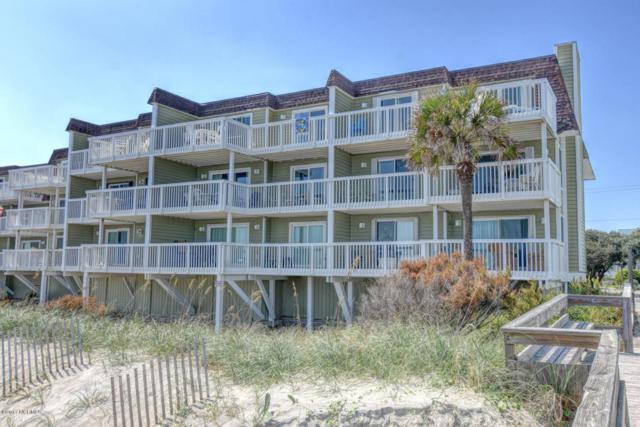 1100 S Fort Fisher Boulevard 2102B, Kure Beach, NC 28449 (MLS #100083904) :: Century 21 Sweyer & Associates