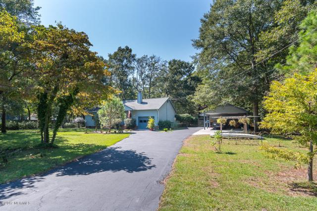 116 Yaupon Drive, Cape Carteret, NC 28584 (MLS #100084130) :: Courtney Carter Homes