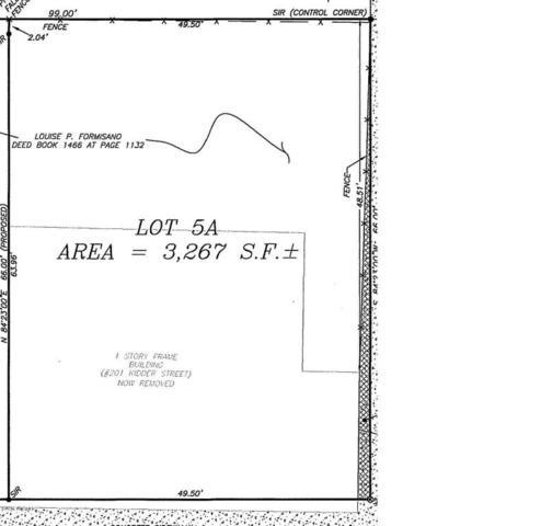 Lot 5a Kidder Street, Wilmington, NC 28401 (MLS #100084167) :: Coldwell Banker Sea Coast Advantage