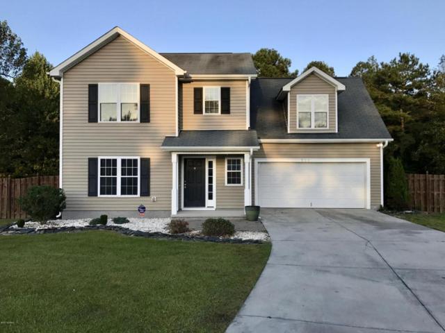 311 Vito Court, Richlands, NC 28574 (MLS #100084463) :: Century 21 Sweyer & Associates