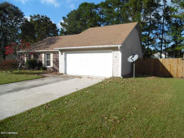 108 Cottage Lane, Jacksonville, NC 28546 (MLS #100084464) :: Century 21 Sweyer & Associates