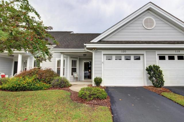 120 Willow Pond Drive, Morehead City, NC 28557 (MLS #100084535) :: Century 21 Sweyer & Associates