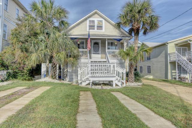 1106 S Lake Park Boulevard, Carolina Beach, NC 28428 (MLS #100084611) :: Coldwell Banker Sea Coast Advantage