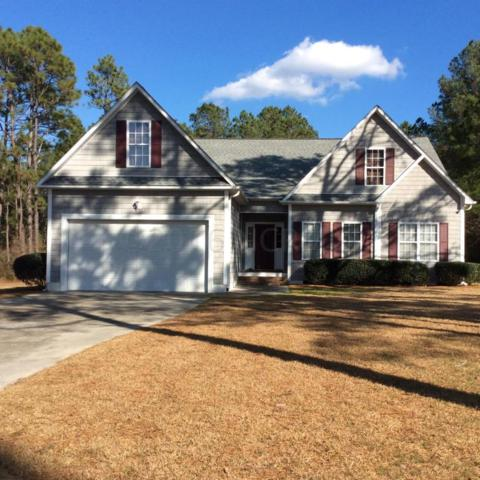 299 Star Hill Drive, Cape Carteret, NC 28584 (MLS #100084620) :: Courtney Carter Homes
