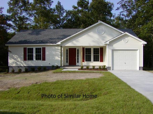 101 Buckskin Drive, Pollocksville, NC 28573 (MLS #100084636) :: Century 21 Sweyer & Associates