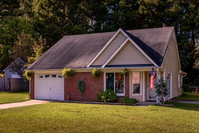 105 Lennox Circle, Jacksonville, NC 28546 (MLS #100084659) :: Century 21 Sweyer & Associates