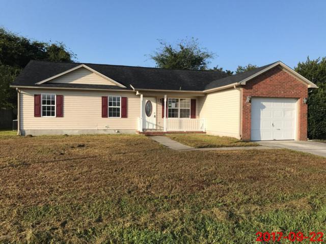 105 Forest Bluff Drive, Jacksonville, NC 28540 (MLS #100084669) :: Century 21 Sweyer & Associates