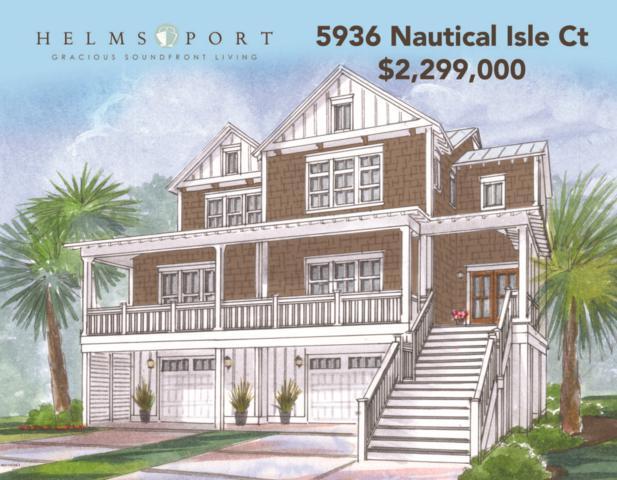 5936 Nautical Isle Court, Wilmington, NC 28409 (MLS #100084832) :: Century 21 Sweyer & Associates