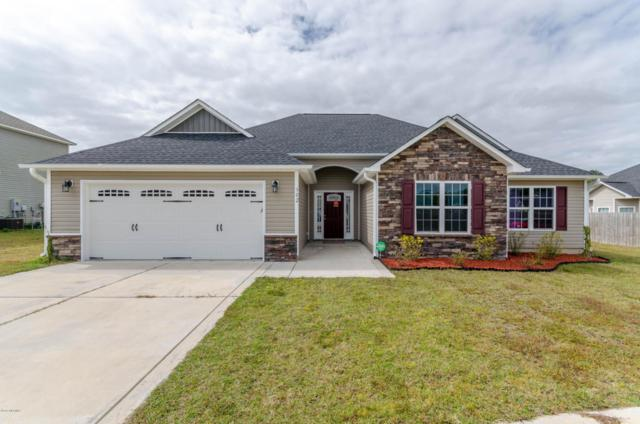 302 Aquamarine Circle, Jacksonville, NC 28546 (MLS #100084842) :: Courtney Carter Homes