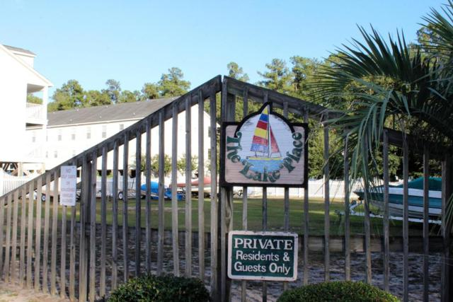 211 Lake Place Condo Drive #211, White Lake, NC 28337 (MLS #100084935) :: David Cummings Real Estate Team