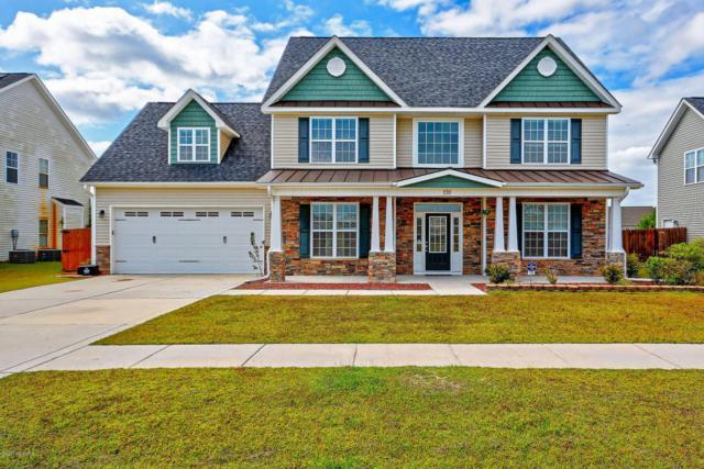 130 Turquoise Drive, Jacksonville, NC 28546 (MLS #100084968) :: Century 21 Sweyer & Associates
