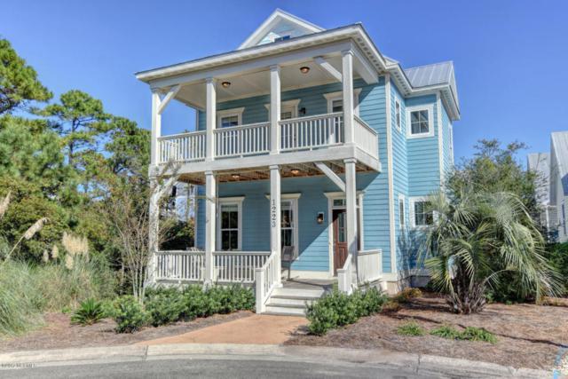 1223 Searay Lane, Carolina Beach, NC 28428 (MLS #100084975) :: David Cummings Real Estate Team