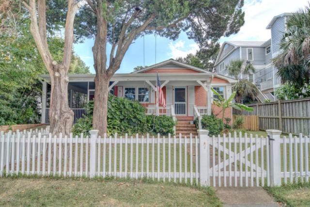 121 Cypress Avenue, Wrightsville Beach, NC 28480 (MLS #100085004) :: Resort Brokerage