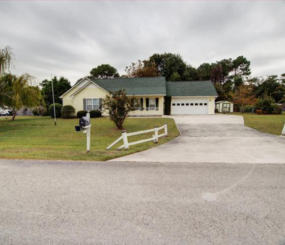 169 Avis Drive, Newport, NC 28570 (MLS #100085040) :: Century 21 Sweyer & Associates