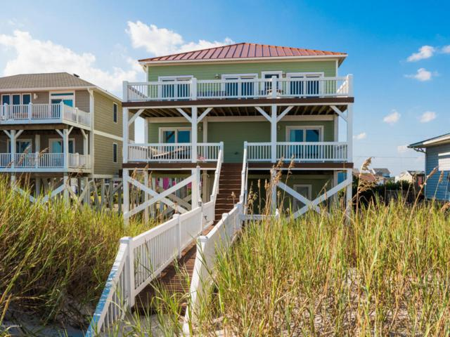 486 Ocean Drive, North Topsail Beach, NC 28460 (MLS #100085111) :: Coldwell Banker Sea Coast Advantage