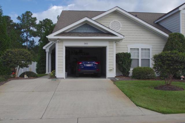305 Sweetwater Cove, Newport, NC 28570 (MLS #100085186) :: Century 21 Sweyer & Associates