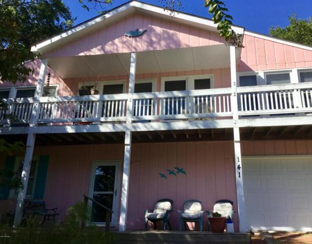 141 Page Place, Emerald Isle, NC 28594 (MLS #100085196) :: Century 21 Sweyer & Associates