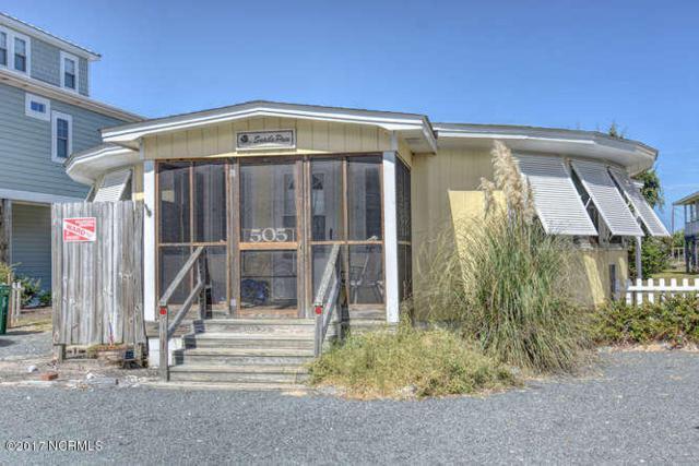 505 S Shore Drive, Surf City, NC 28445 (MLS #100085206) :: Coldwell Banker Sea Coast Advantage
