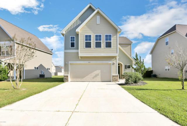 426 Bald Cypress Lane, Sneads Ferry, NC 28460 (MLS #100085224) :: Century 21 Sweyer & Associates