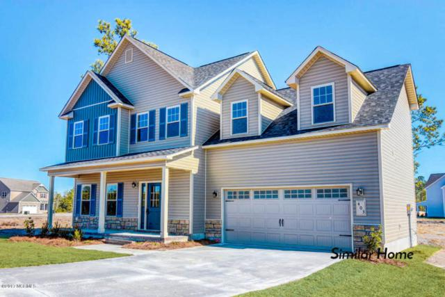 119 Sparrows Point Lane, Jacksonville, NC 28540 (MLS #100085234) :: Century 21 Sweyer & Associates