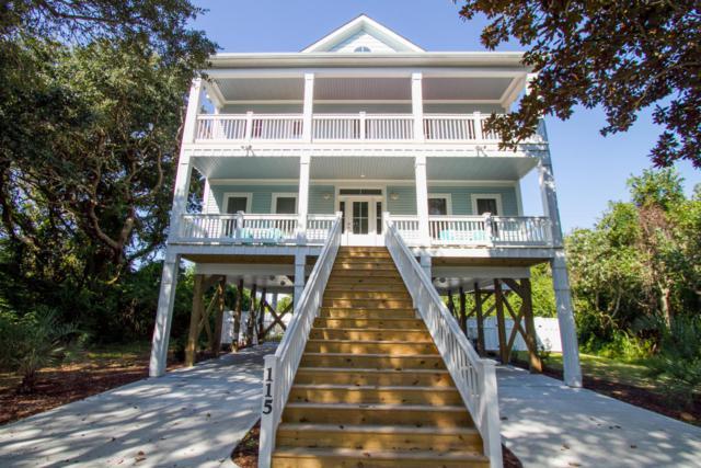115 SE 63rd Street, Oak Island, NC 28465 (MLS #100085264) :: Century 21 Sweyer & Associates