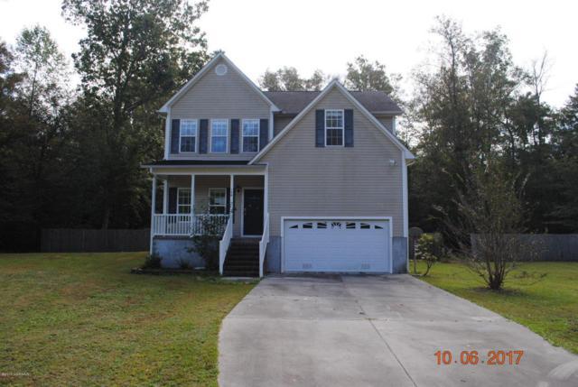 150 Old Beechtree Lane, Jacksonville, NC 28540 (MLS #100085411) :: Century 21 Sweyer & Associates