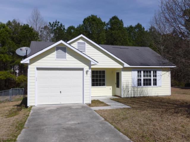 115 Suffolk Circle, Jacksonville, NC 28546 (MLS #100085417) :: Century 21 Sweyer & Associates