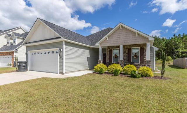 607 Drummond Grove Lane, Jacksonville, NC 28546 (MLS #100085518) :: Courtney Carter Homes