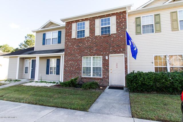 304 Meadowbrook Lane, Jacksonville, NC 28546 (MLS #100085531) :: David Cummings Real Estate Team